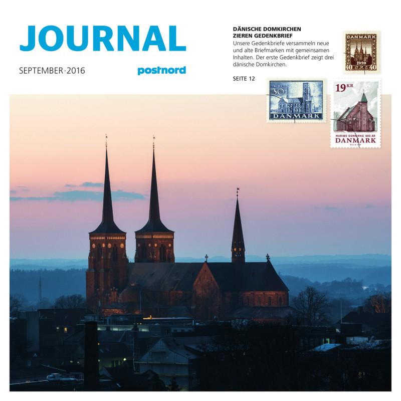 Journal September Tysk